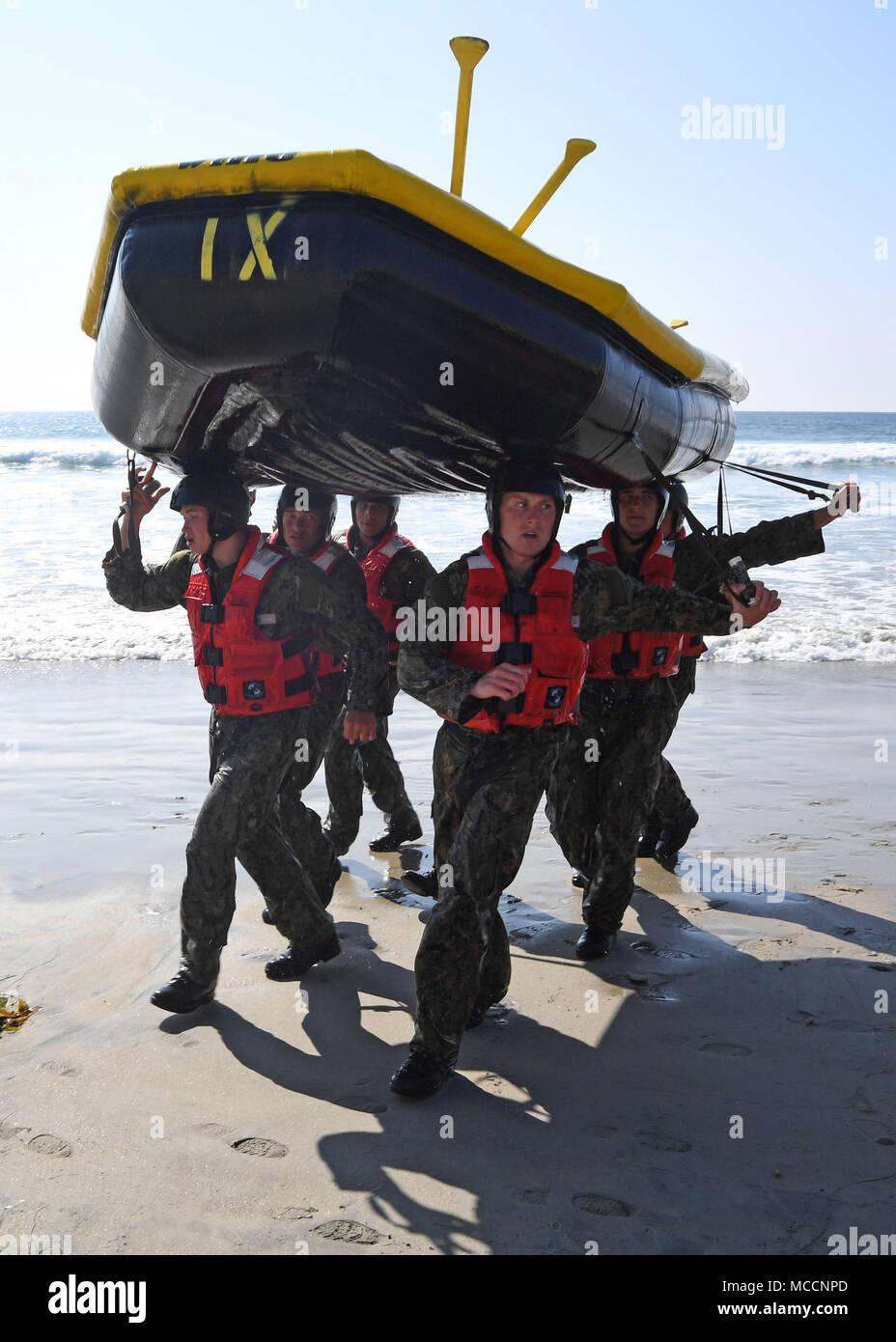 Navy Seal Amphibious Training Stock Photos & Navy Seal