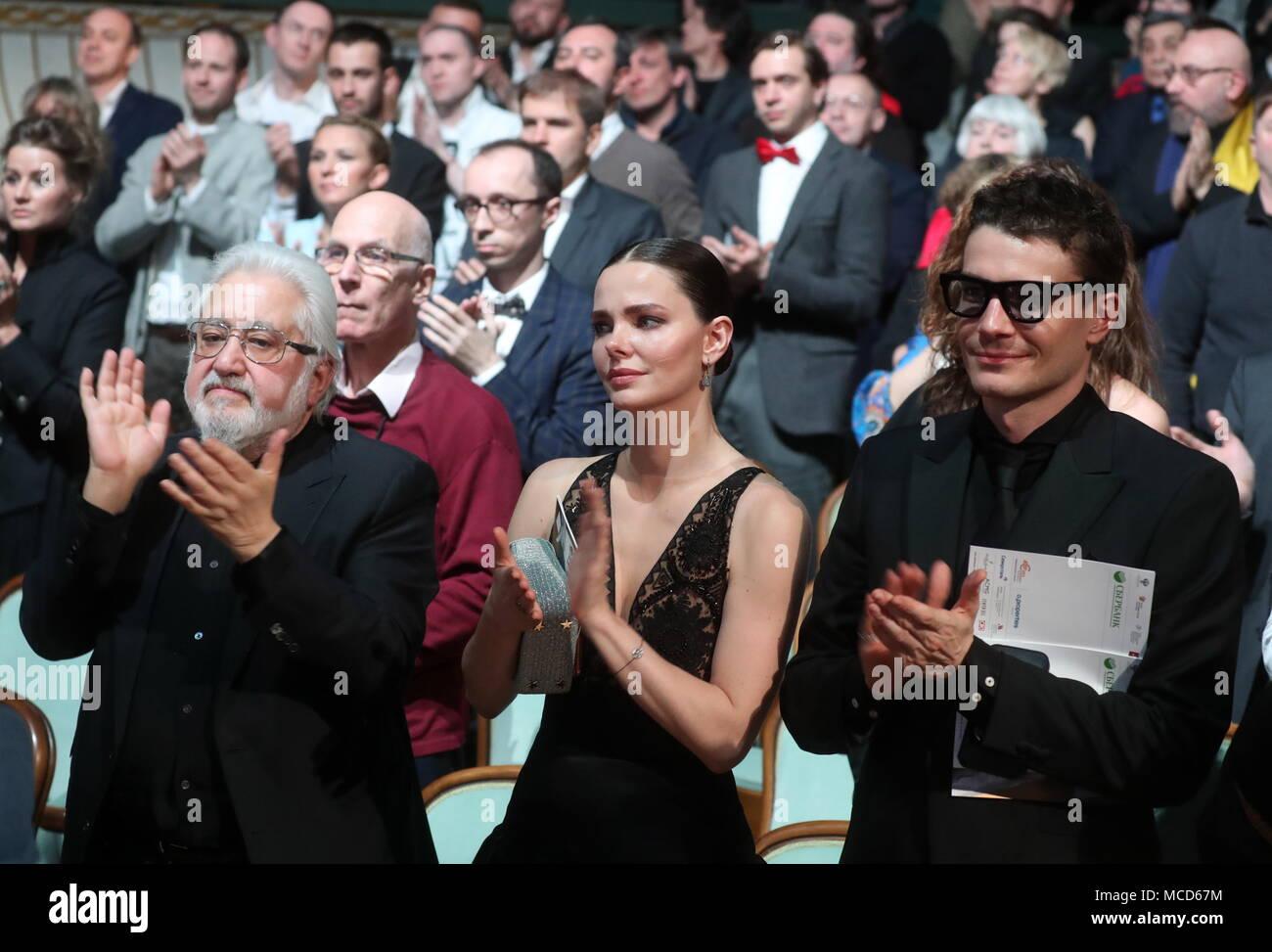 Liza Boyarskaya and Maxim Matveev told why they do not show her son