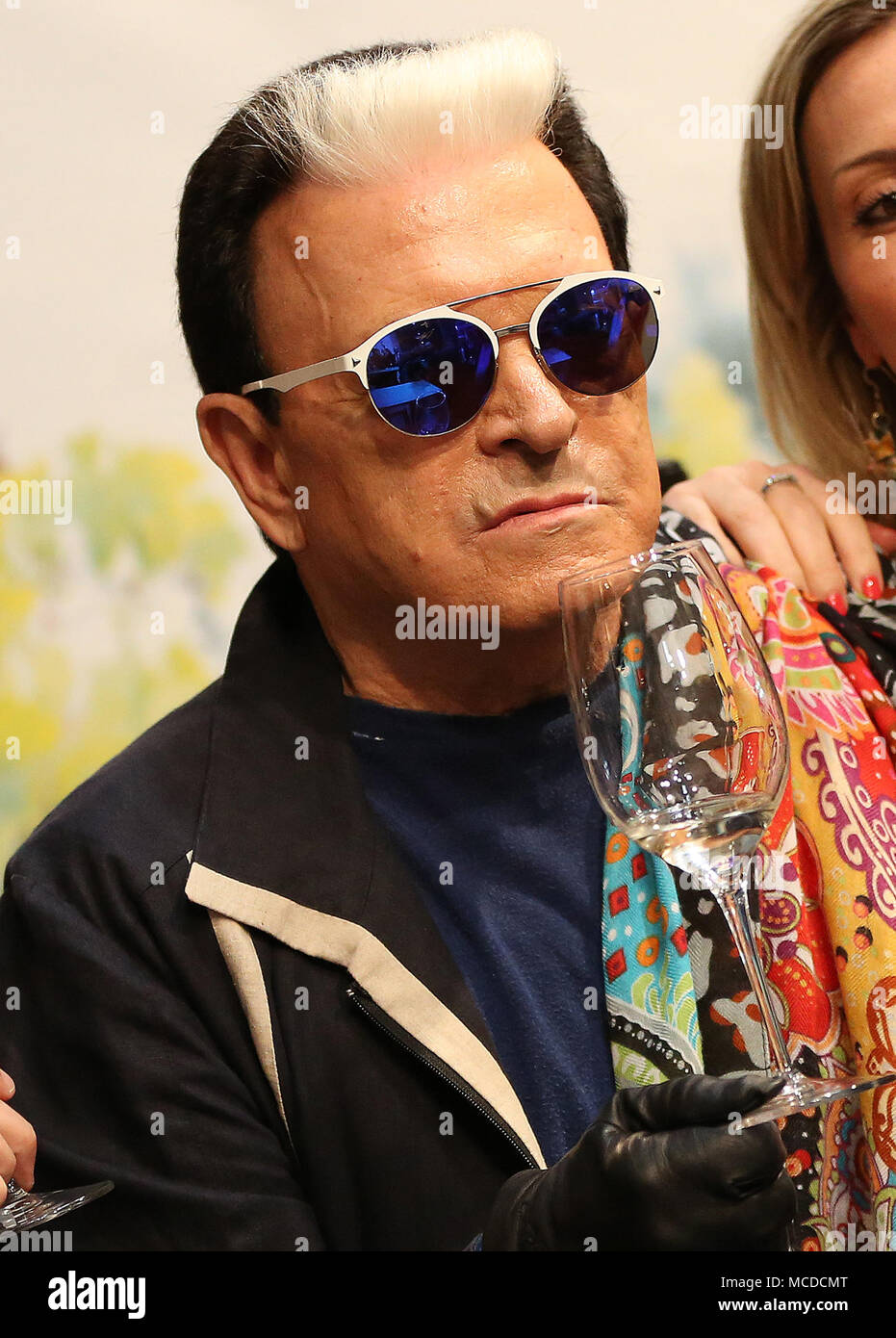 PHOTOPRESS Vinitaly 2018, Verona Cristiano Malgioglio Stock Photo - Alamy