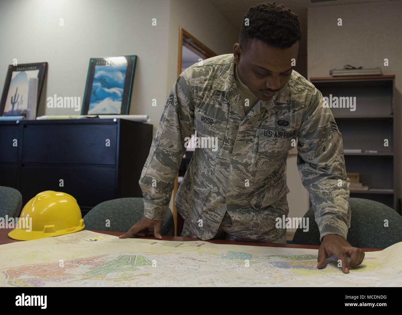 Us Air Force Bases In Japan Map.U S Air Force Senior Airman Kield Ross 18th Contracting Squadron