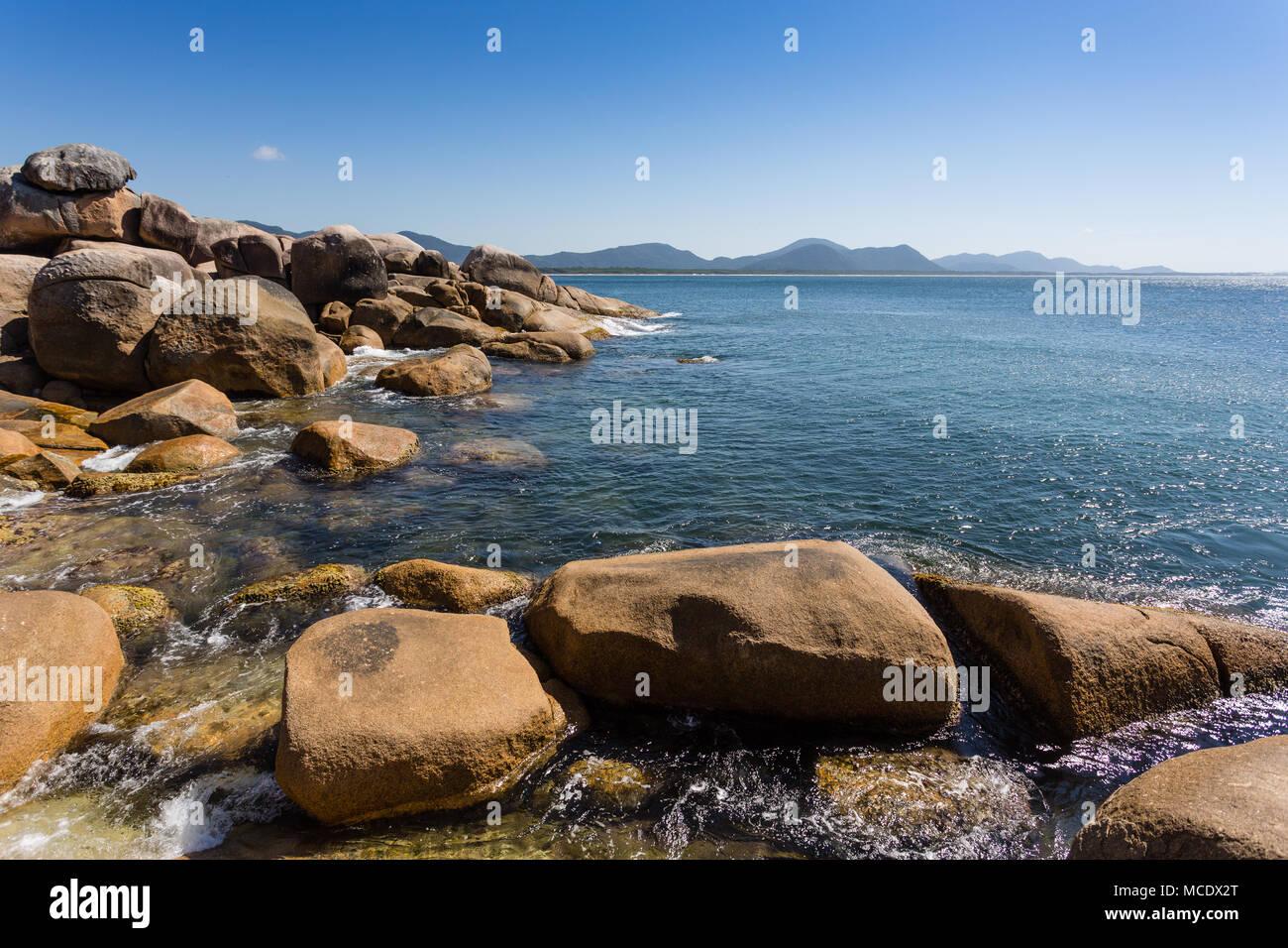 Florianopolis is beautiful - Stock Image