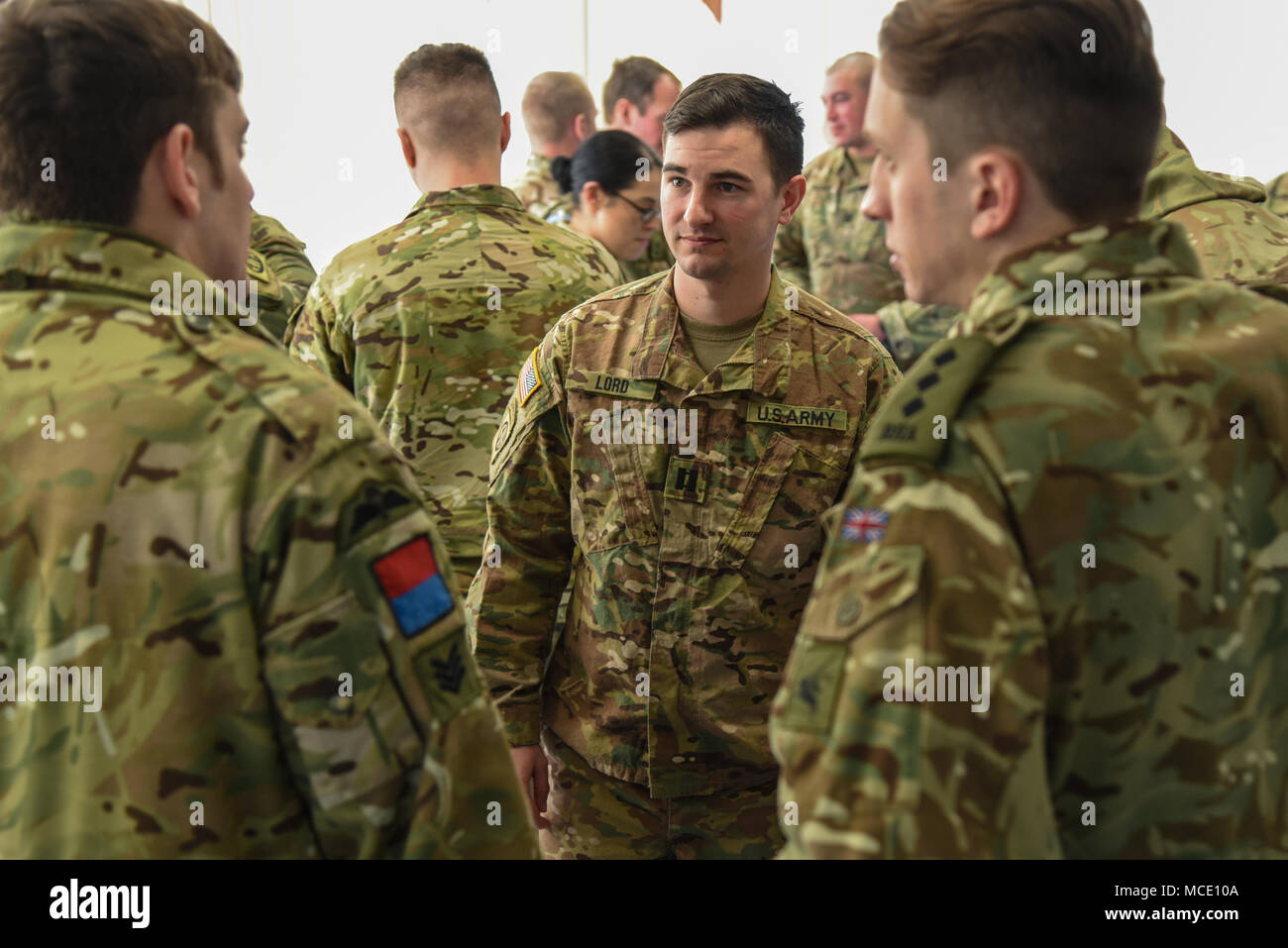 US Paratroopers Assigned To 4th Battalion 319th Airborne Field Artillery Regiment 173rd