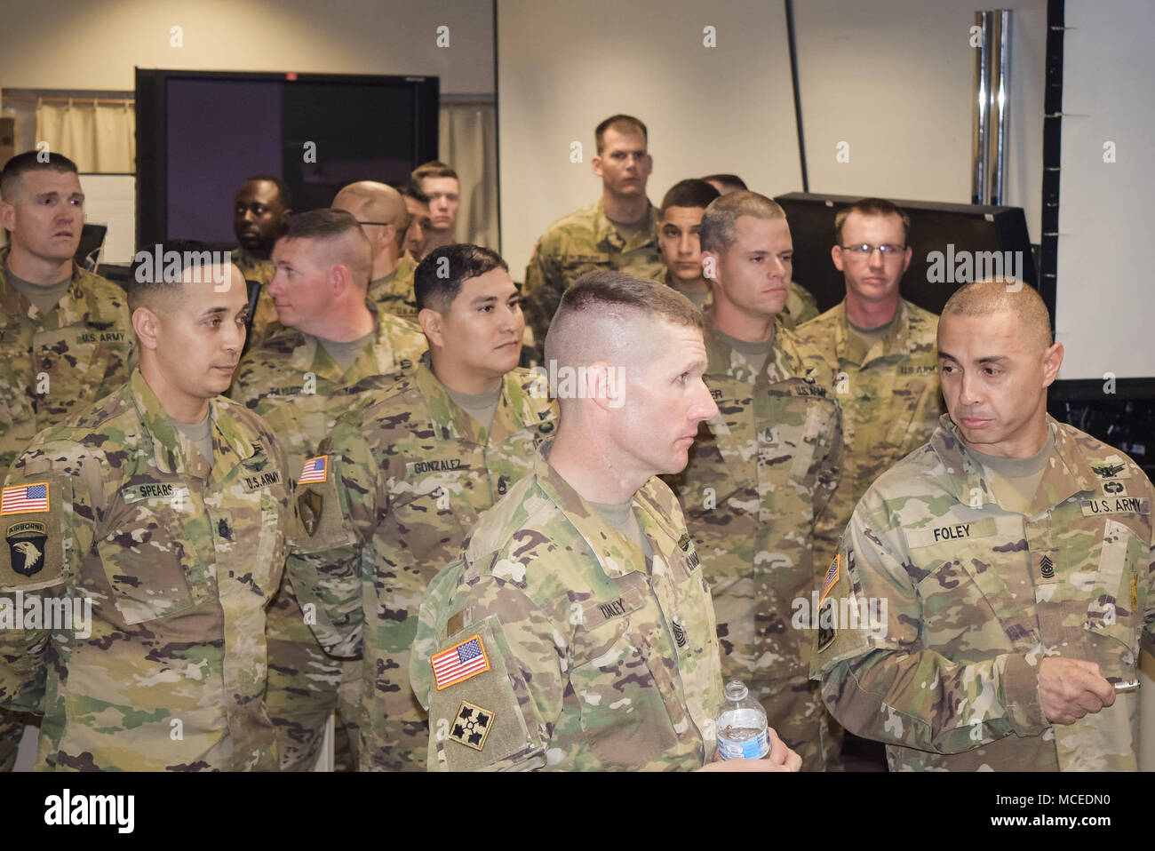 a job analysis of the command sergeants major position in the united states army Brigade level command sergeant major for the united states army garrison  united states army sergeants major  position held attended the united states army.