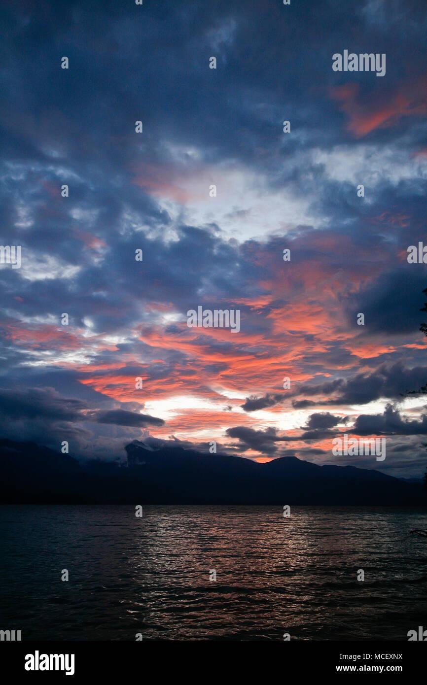 Gorontalo. Sulawesi. Indonesia - Stock Image