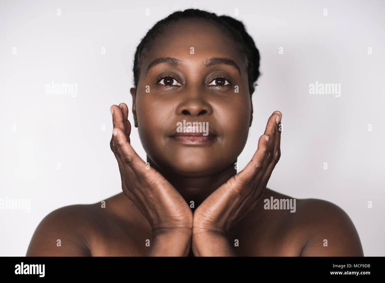 Fat Black mature Fotos