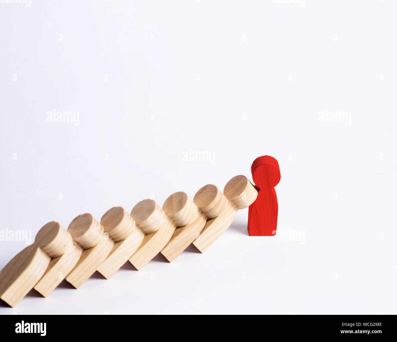 Red Dominos Stock Photos & Red Dominos Stock Images - Alamy