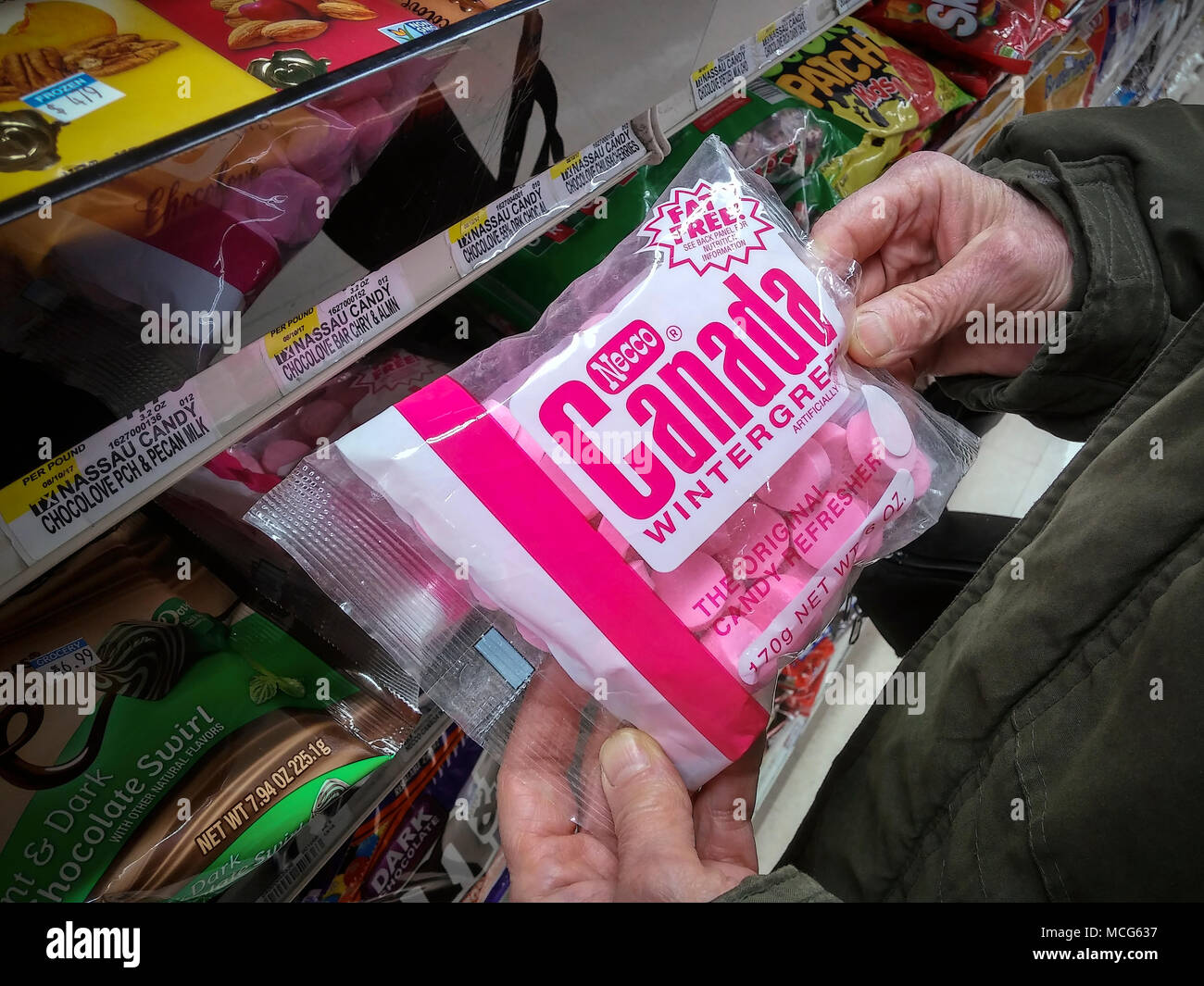 Confectionery Manufacturer Stock Photos & Confectionery