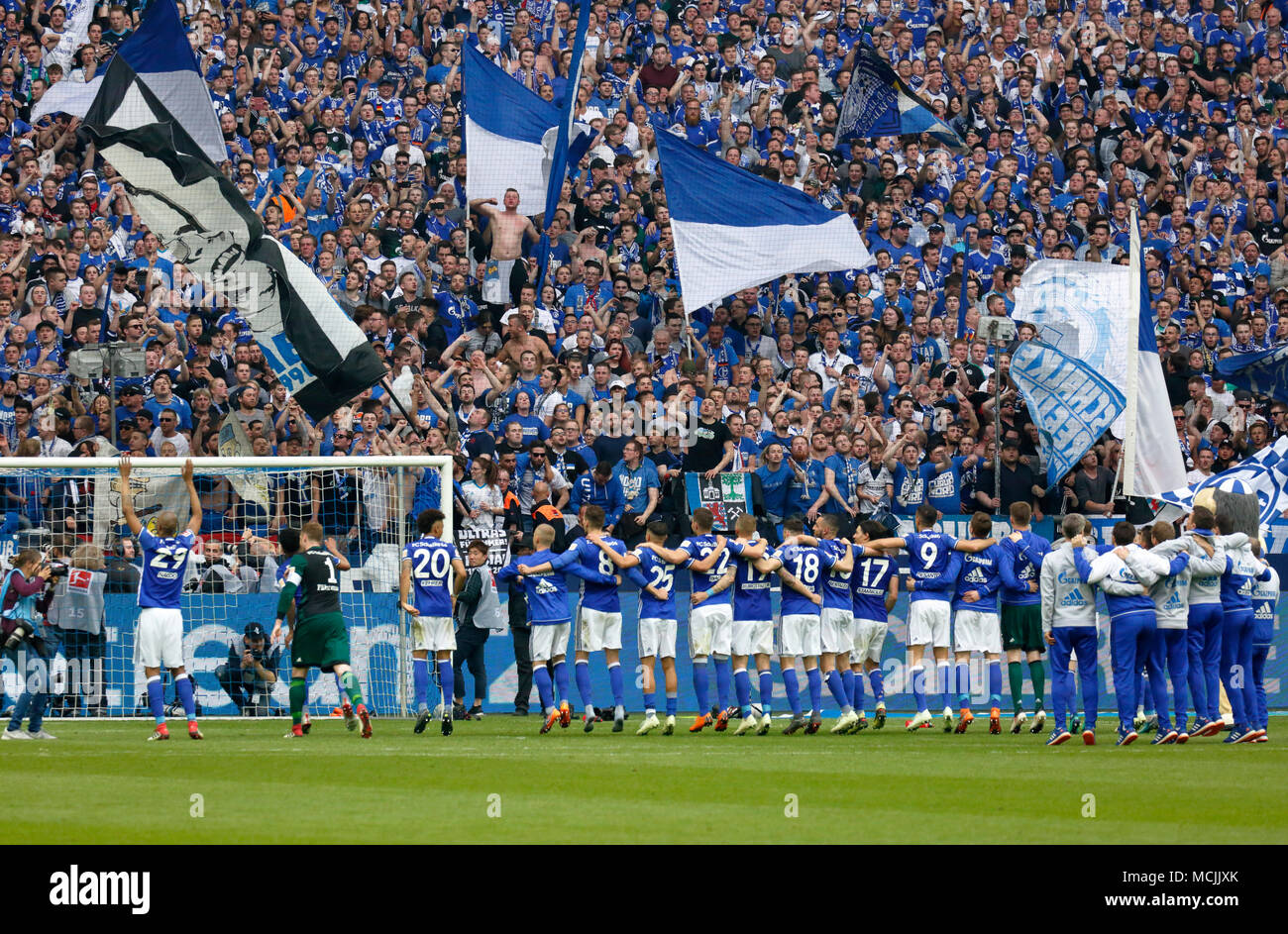 Arena On Schalke Stock Photos & Arena On Schalke Stock