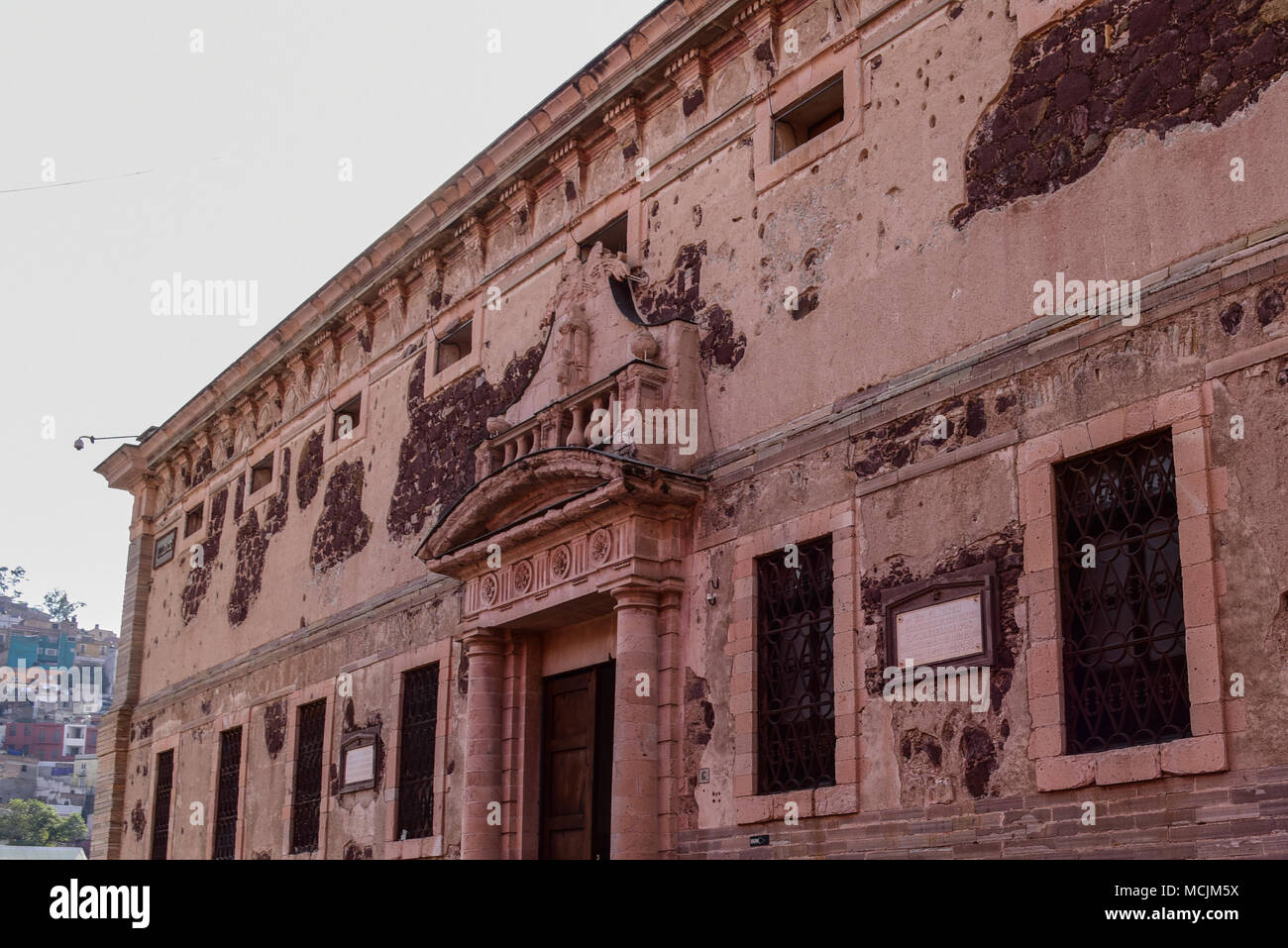 Traditional Mexican House Stock Photo 179890534