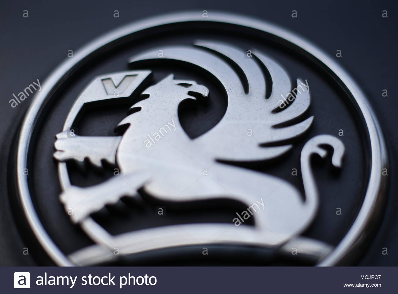 Dealerships That Buy Cars >> File Photo Dated 06 03 17 Of The Griffin Badge On The Front