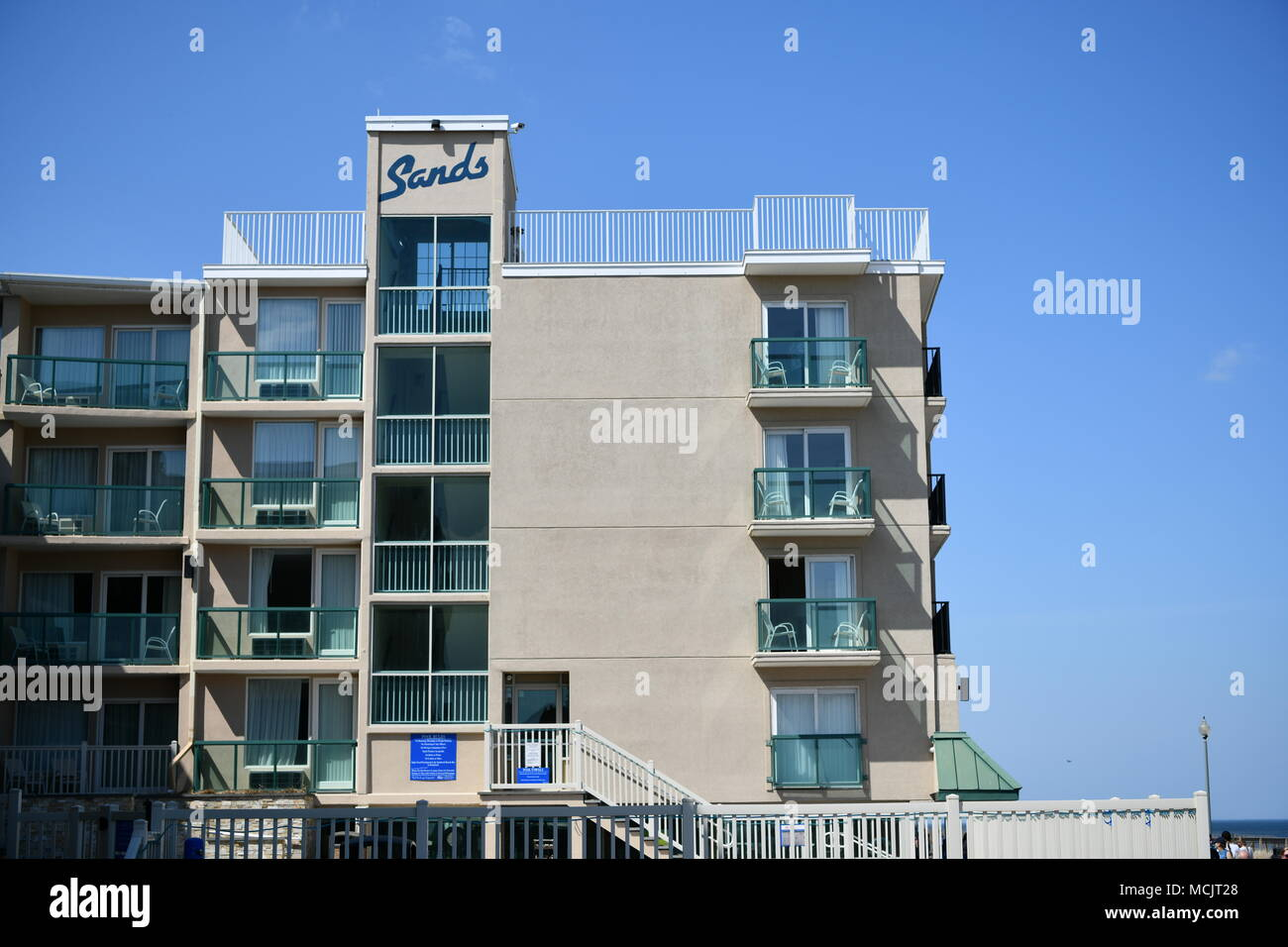 The Atlantic Sands Hotel Conference Center At Rehoboth Beach De