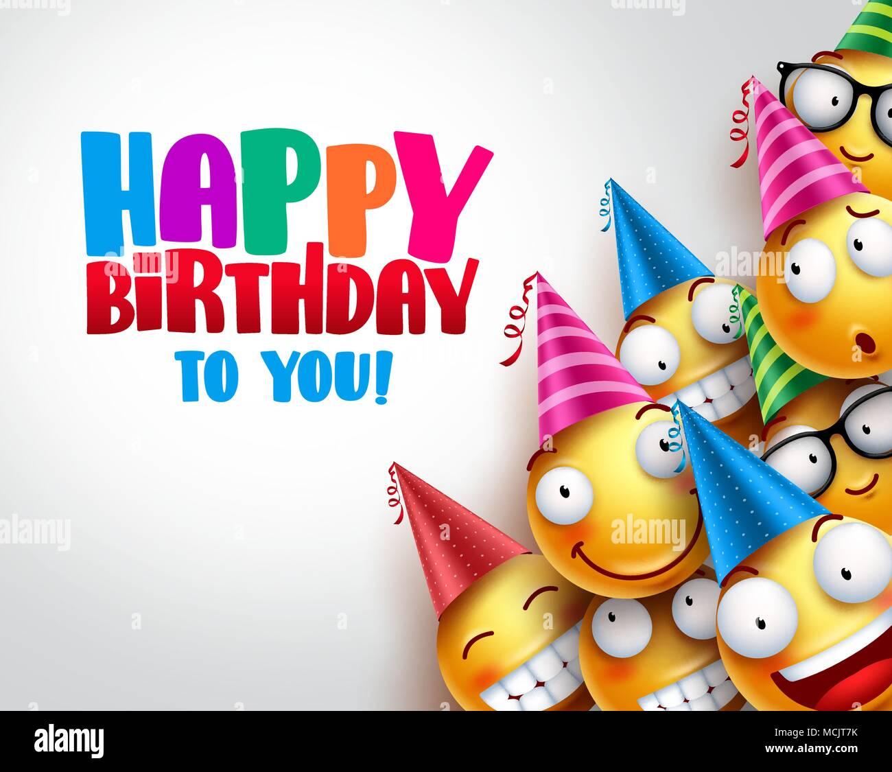 Geburtstag Smiley