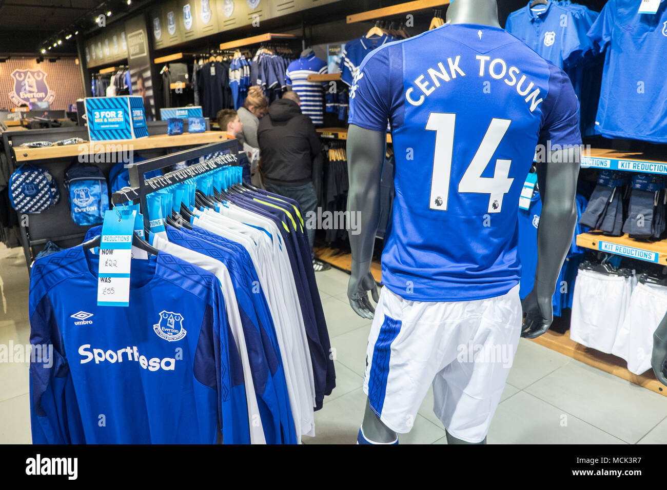 reputable site c2b35 1dd4e Everton Two,Everton,Football,Club,replica,kit,football ...