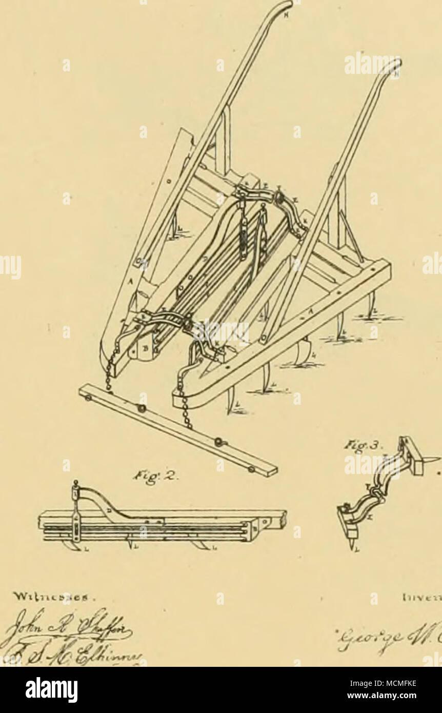 . '-^.t^' Vti- ^^ oJrt/c^*^ HENRY WELO No. 119,904. Cultivator. Pilsnliil Oct. 10, 1871. WILLIAM W ANDREW - Stock Image