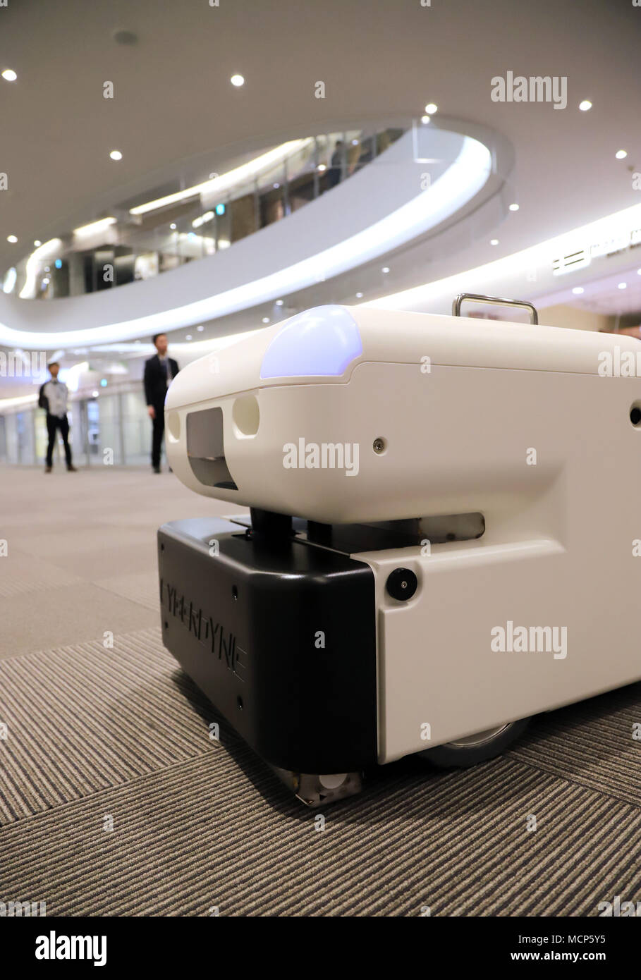 Autonomous Cleaning Robot Stock Photos & Autonomous Cleaning Robot