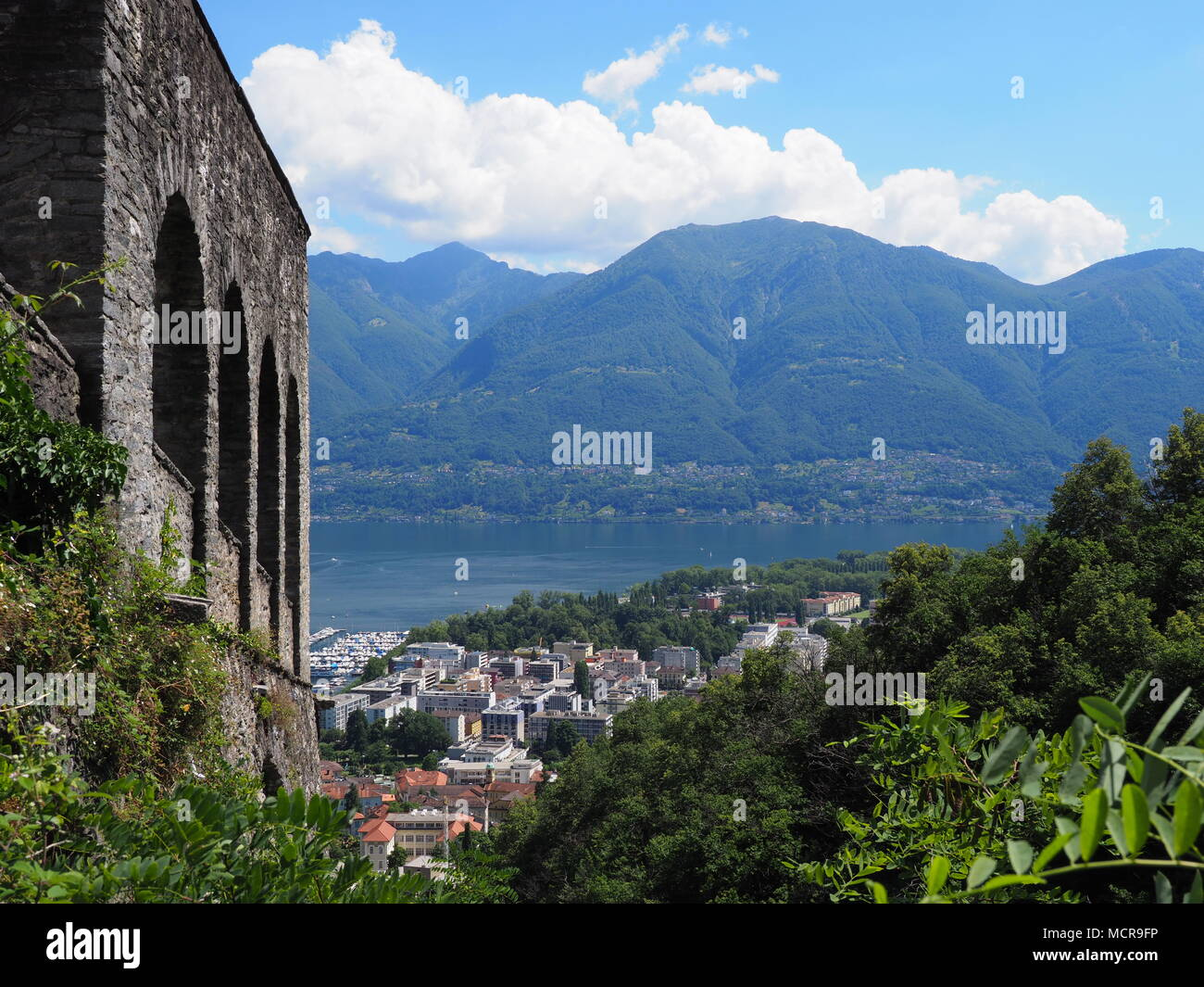 Ticino Stone House Stock Photos Ticino Stone House Stock Images