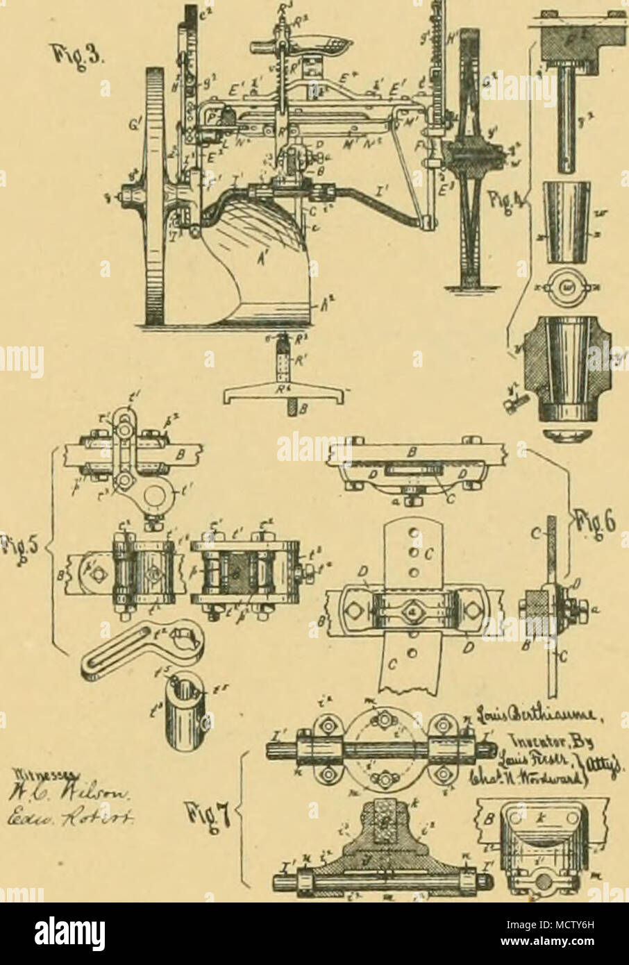 . r, J. SMITH Snlky-Plow. No. 225.538 Patented Mar. t6 . 1880 a. H WAEKEN. Solky-Plow. No. 225.668 Patented Mar. 16. 1880. - Stock Image