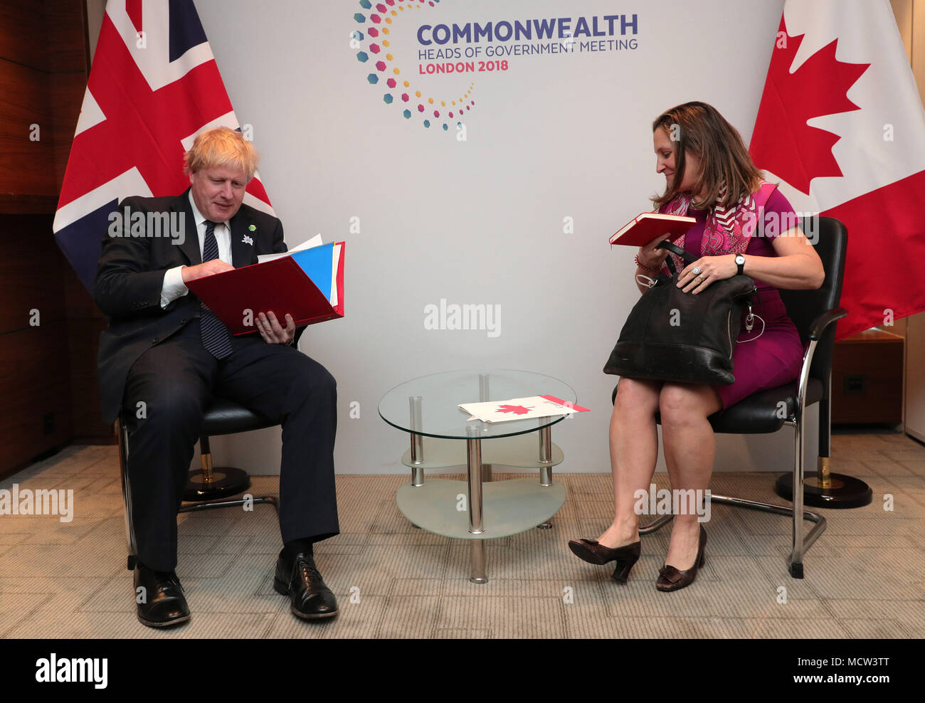 government of canada foreign policy document