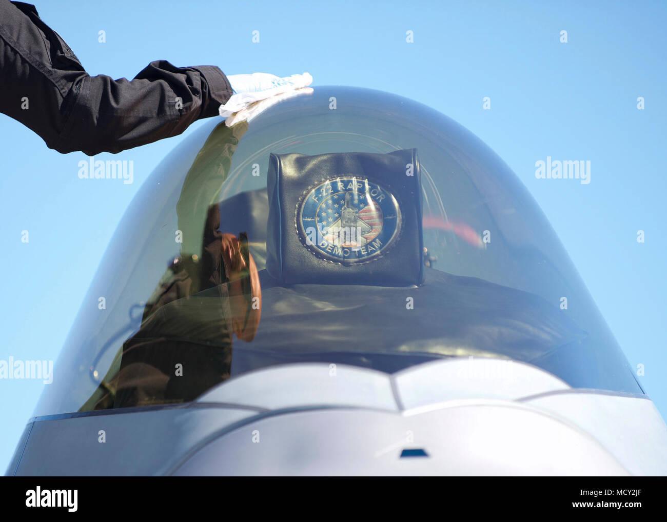 U S  Air Force Staff Sgt  Israel Davila, F-22 Raptor