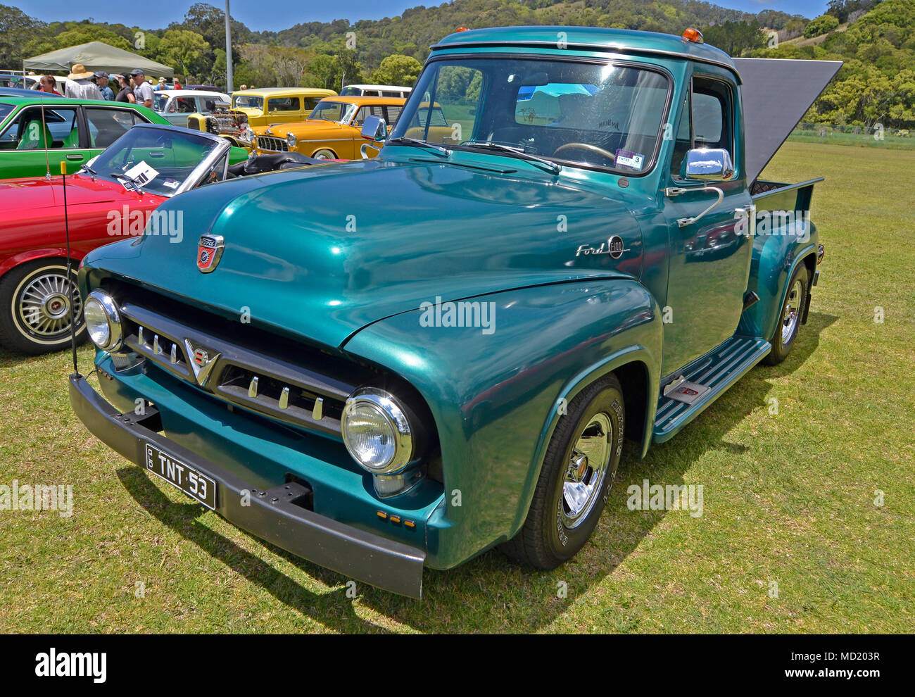 Ford F100 Stock Photos Ford F100 Stock Images Alamy