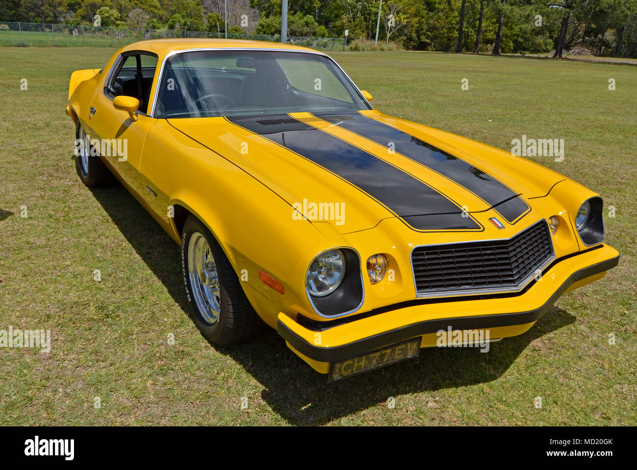 Camaro Black Stock Photos Amp Camaro Black Stock Images Alamy
