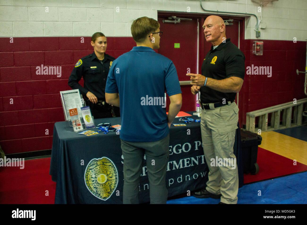 san diego police department jobs