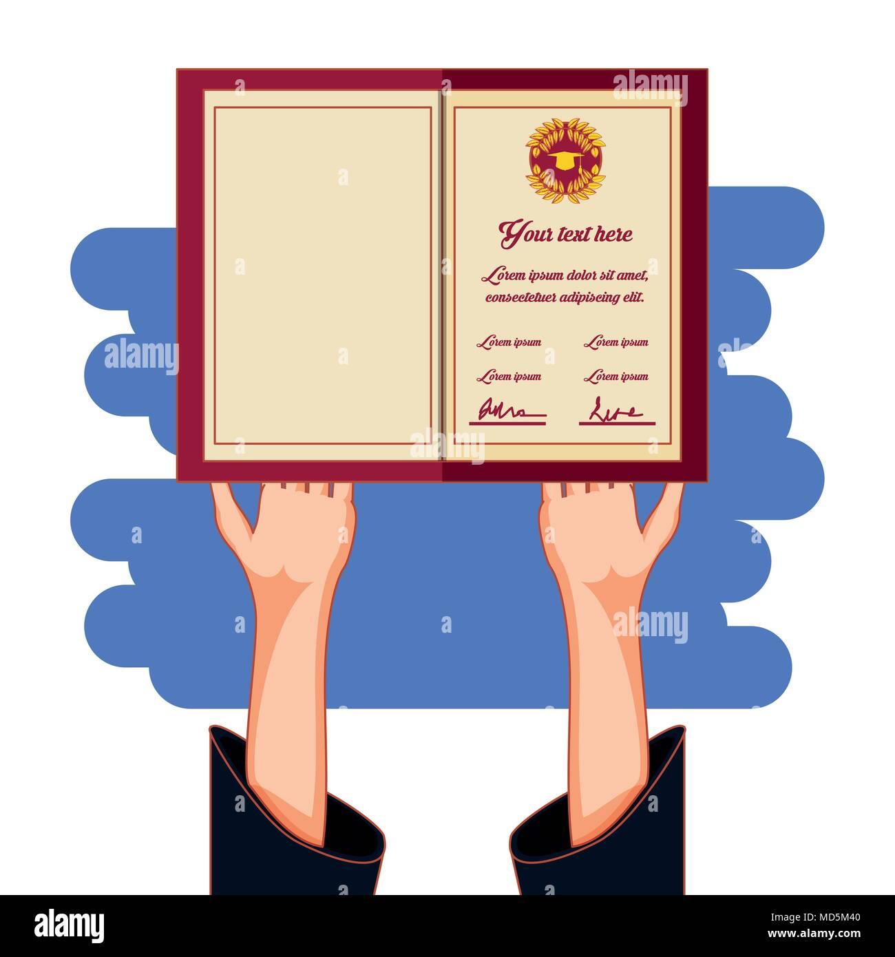 Graduation card invitation icon vector illustration design stock graduation card invitation icon vector illustration design filmwisefo
