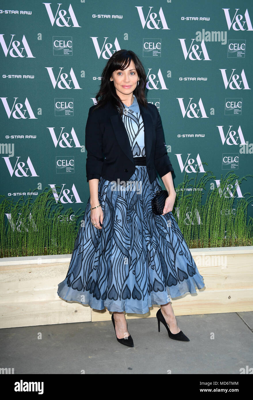 Natalie Imbruglia attending the VIP preview for the V&A Museum\'s ...