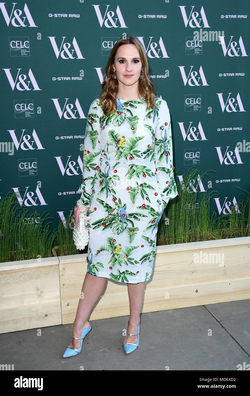 Ruth Bradley attending the VIP preview for the V&A Museum\'s ...