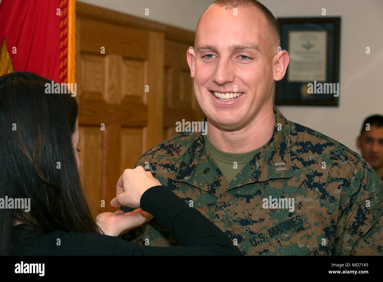marrying a marine at 19