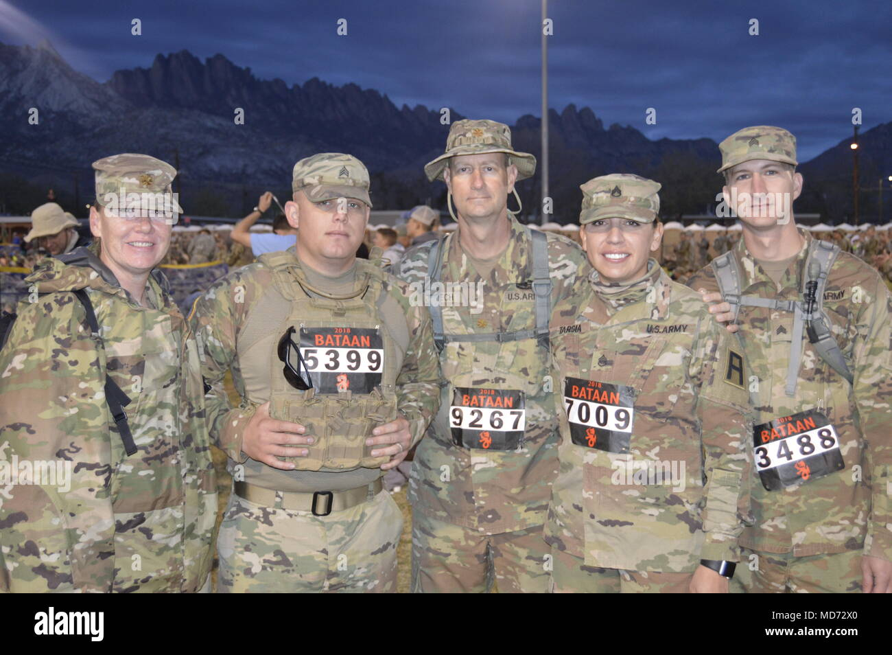 How many soldiers are stationed at fort bliss