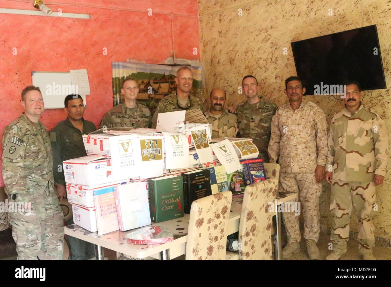 TAJI MILITARY COMPLEX, Iraq –The 449th Combat Aviation Brigade