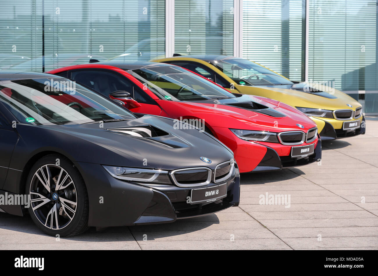 Bmw Plant Leipzig Stock Photos Bmw Plant Leipzig Stock Images Alamy