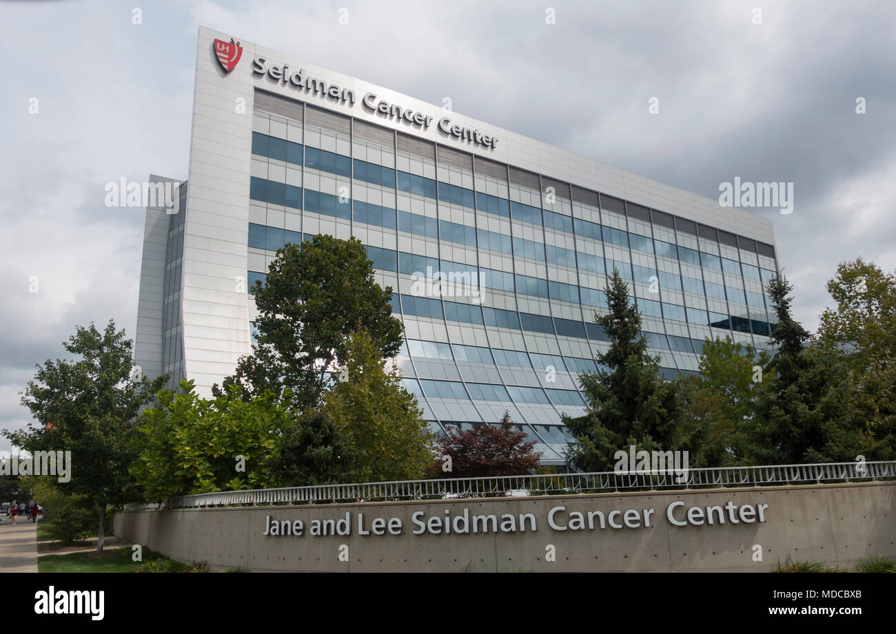 Seidman Cancer center University Hospitals Cleveland Ohio