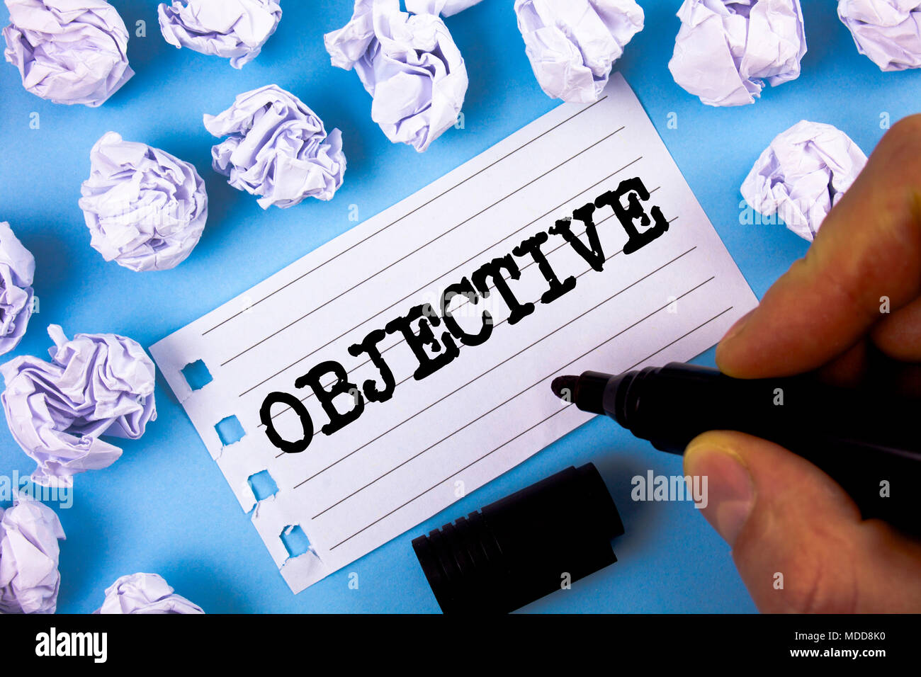 reach objectives stock image image of goals experience 35229715