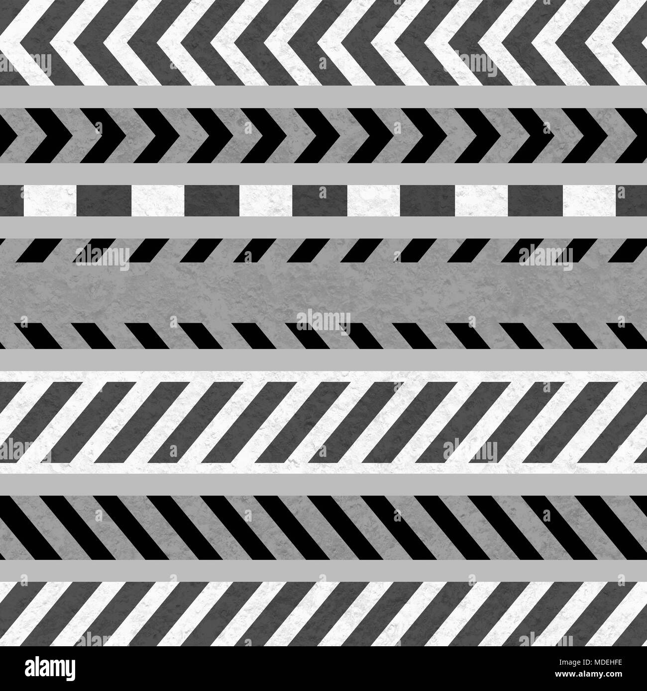 Caution Black And White Stock Photos Images Alamy