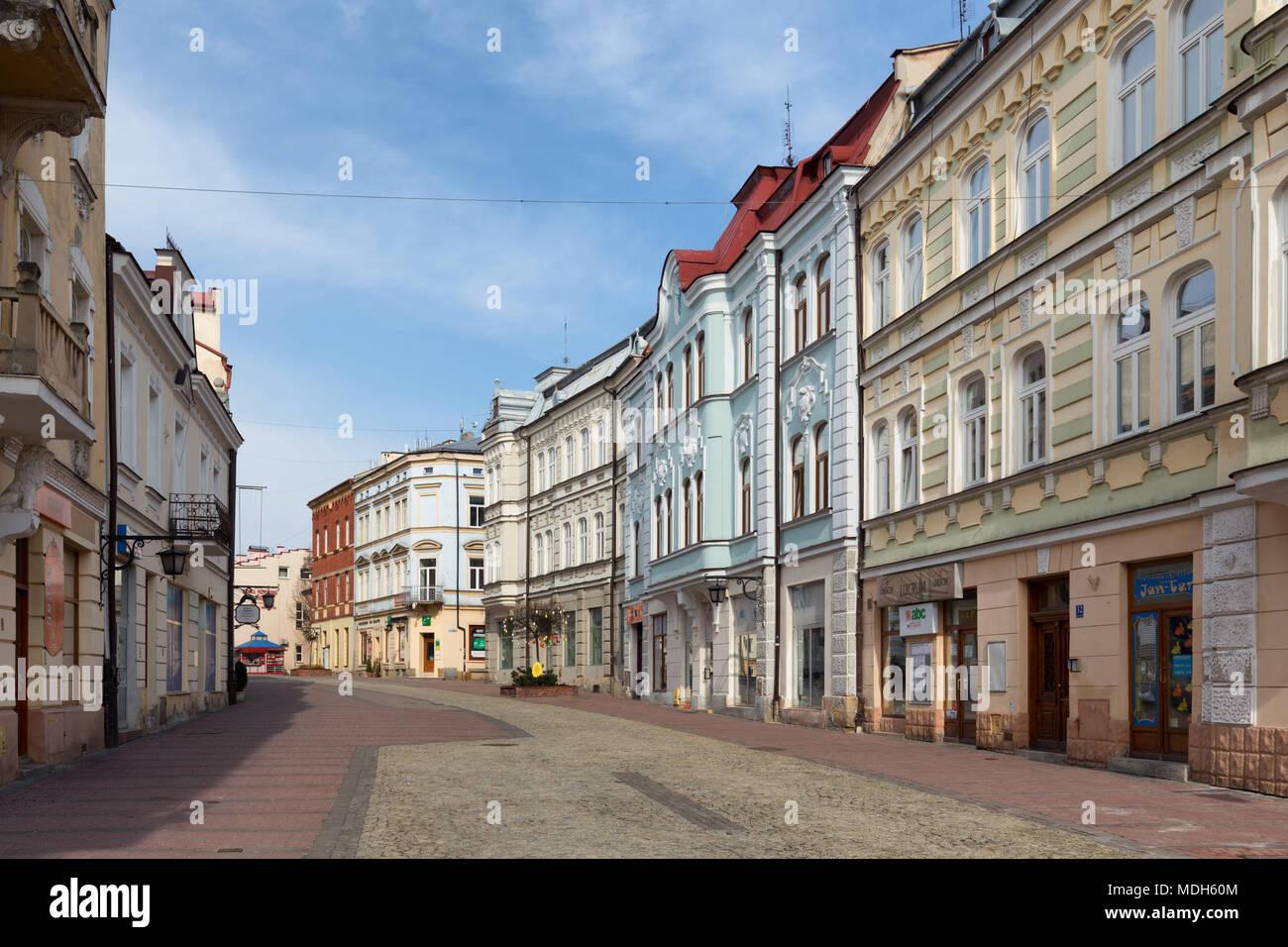 Historical Architecture In Tarnow Poland