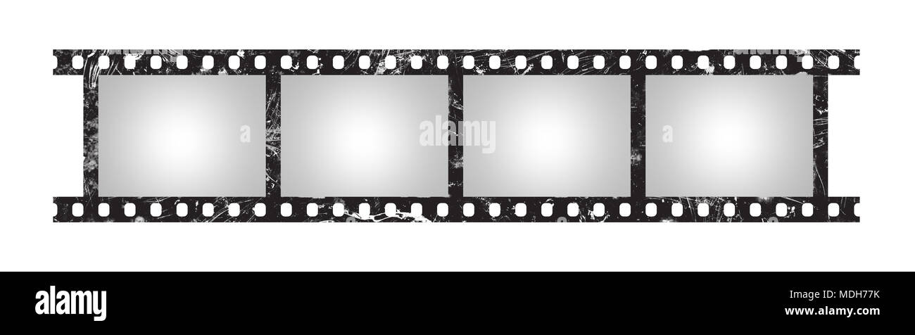 Vector Film Frame Vignette Stock Photos & Vector Film Frame Vignette ...