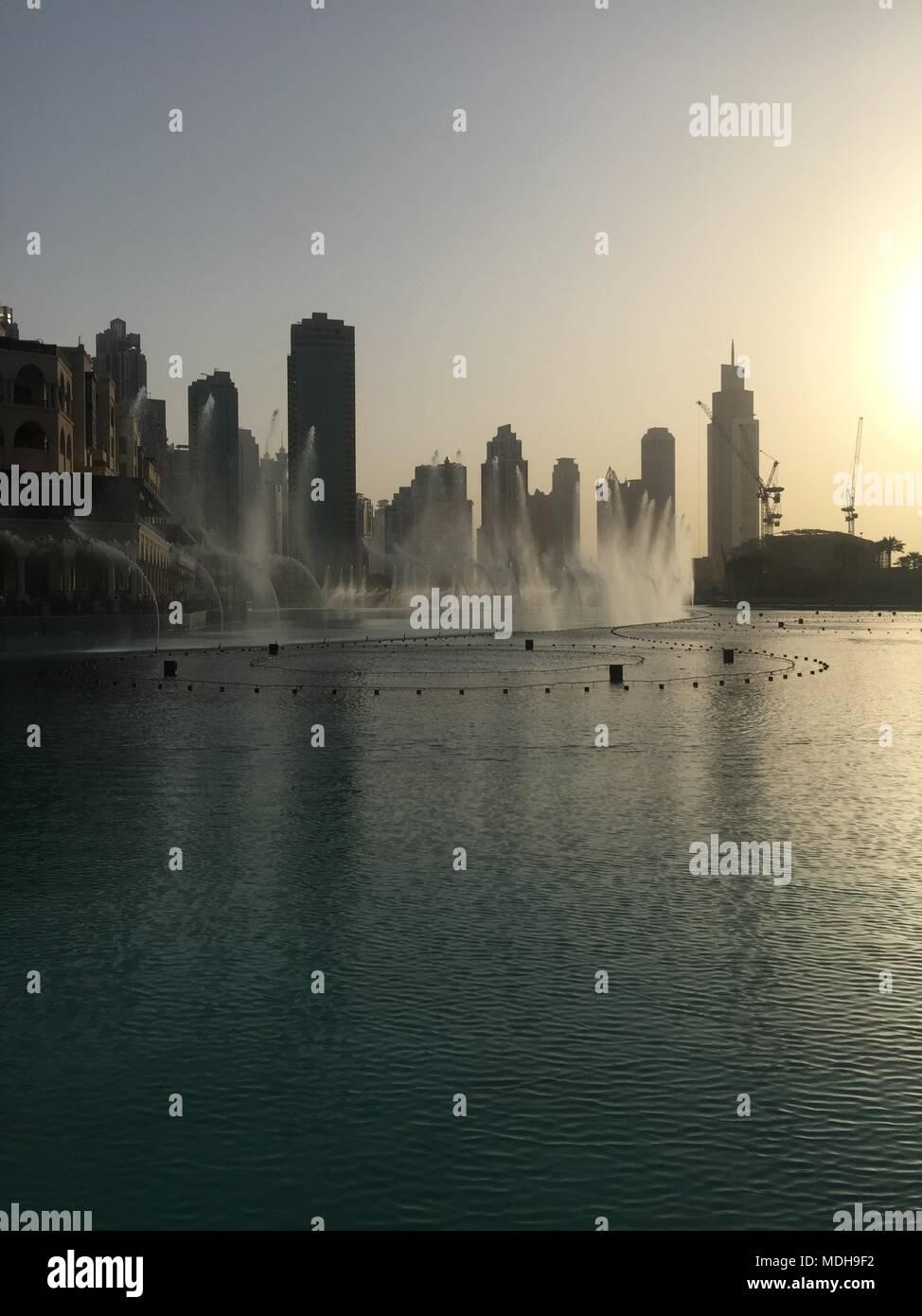 Dubai - Stock Image