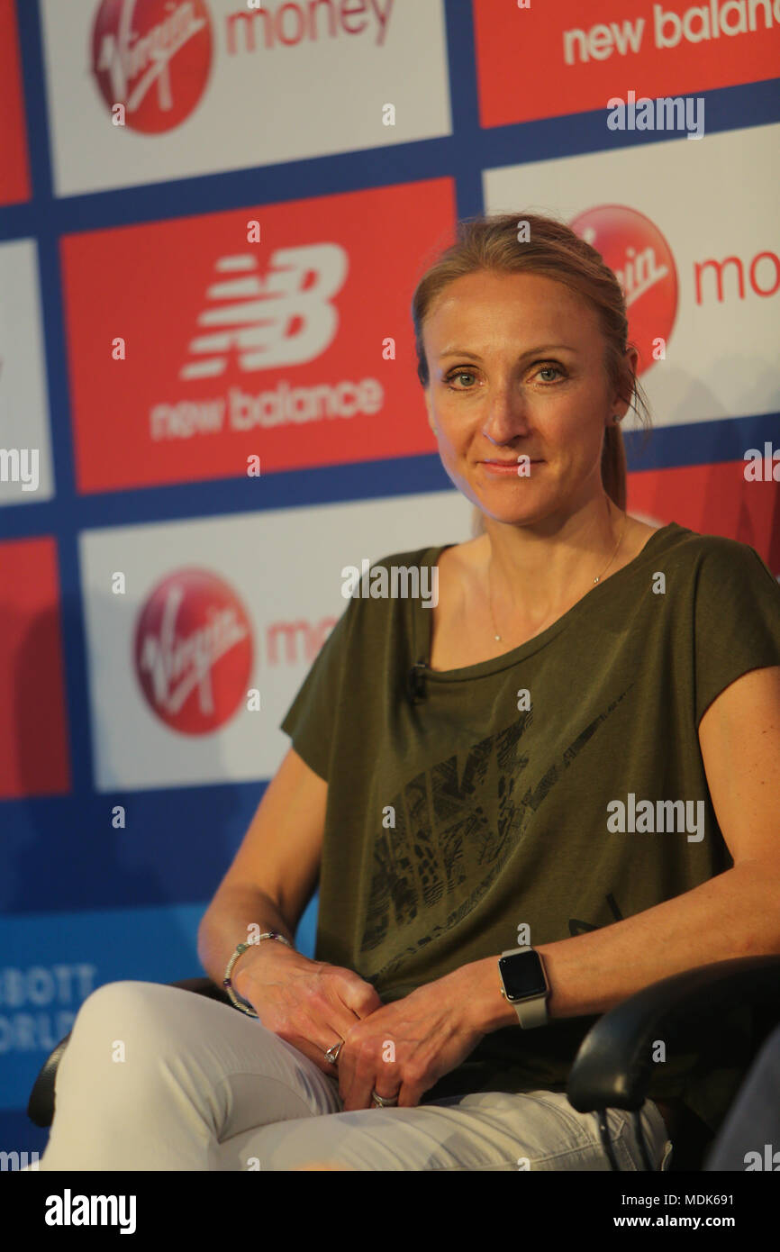Paula Radcliffe Stock Photos & Paula Radcliffe Stock