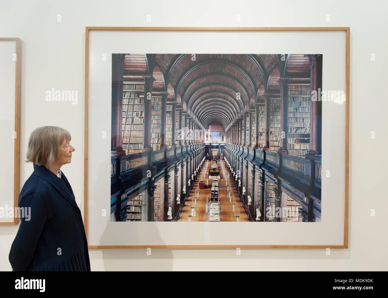 Somerset House, London, UK  20 April, 2018  The Sony World