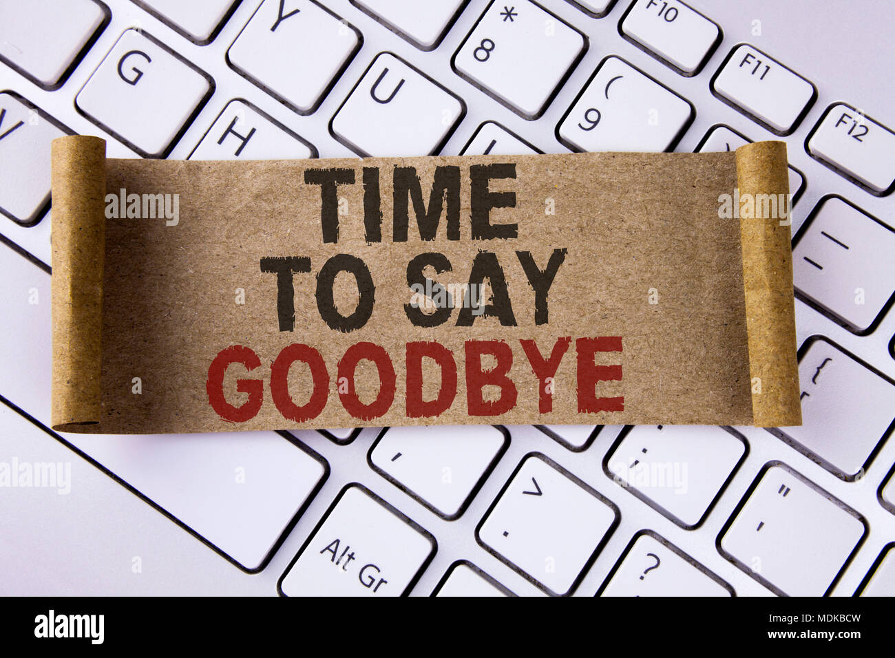 how to say goodbye in swahaili