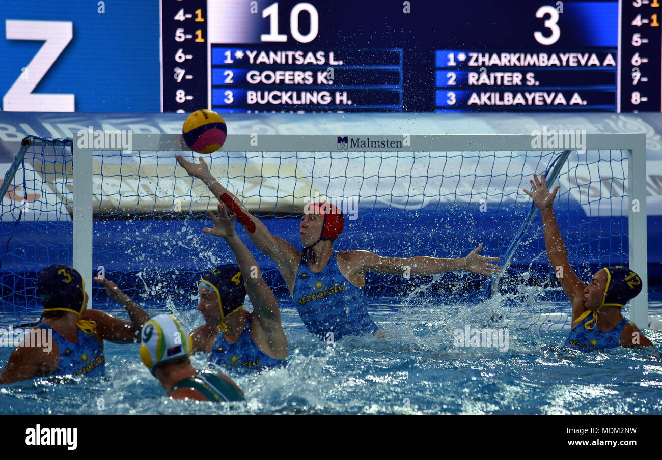 Oops waterpolo 15 Female