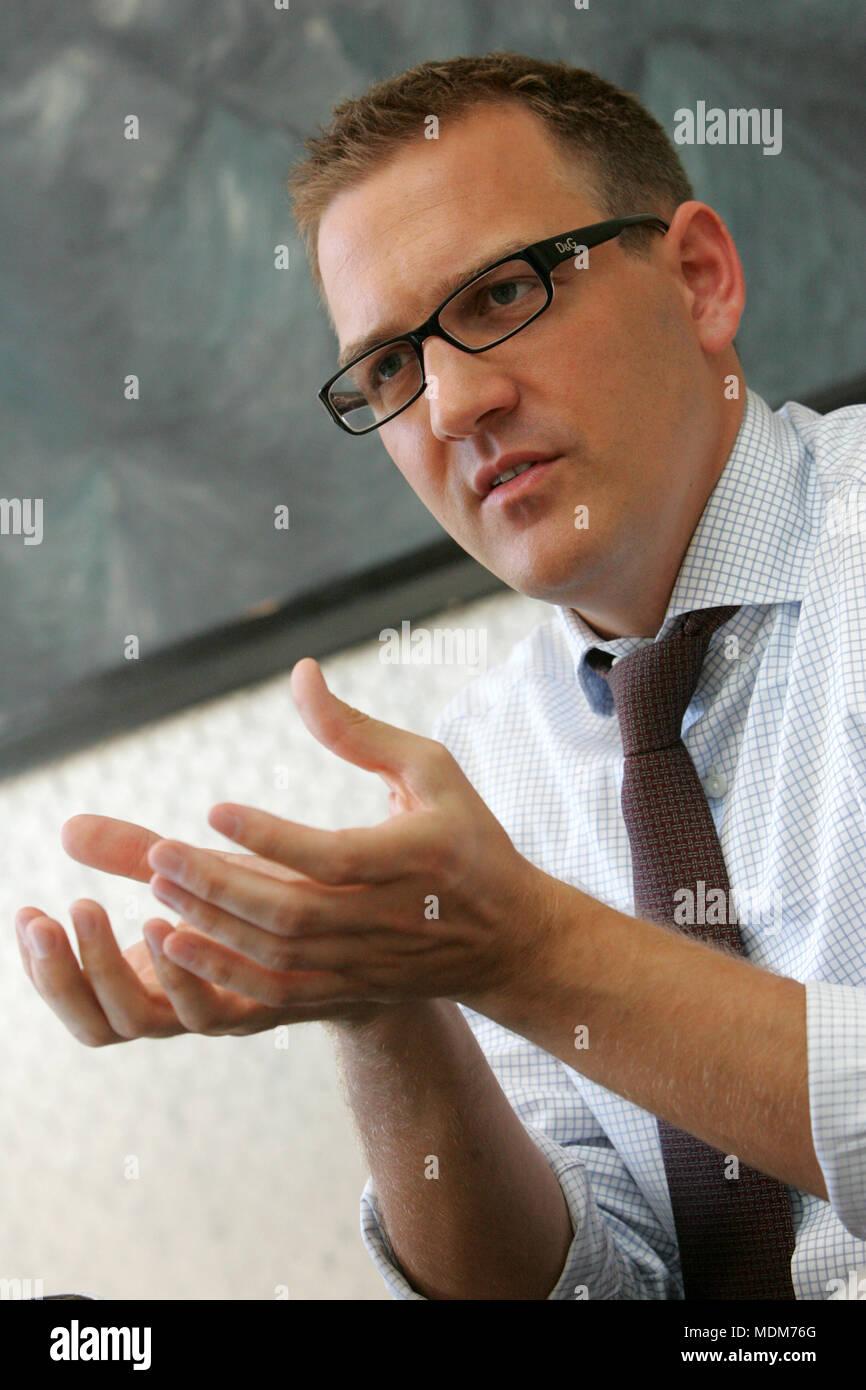 Daniel Kretinsky - Stock Image