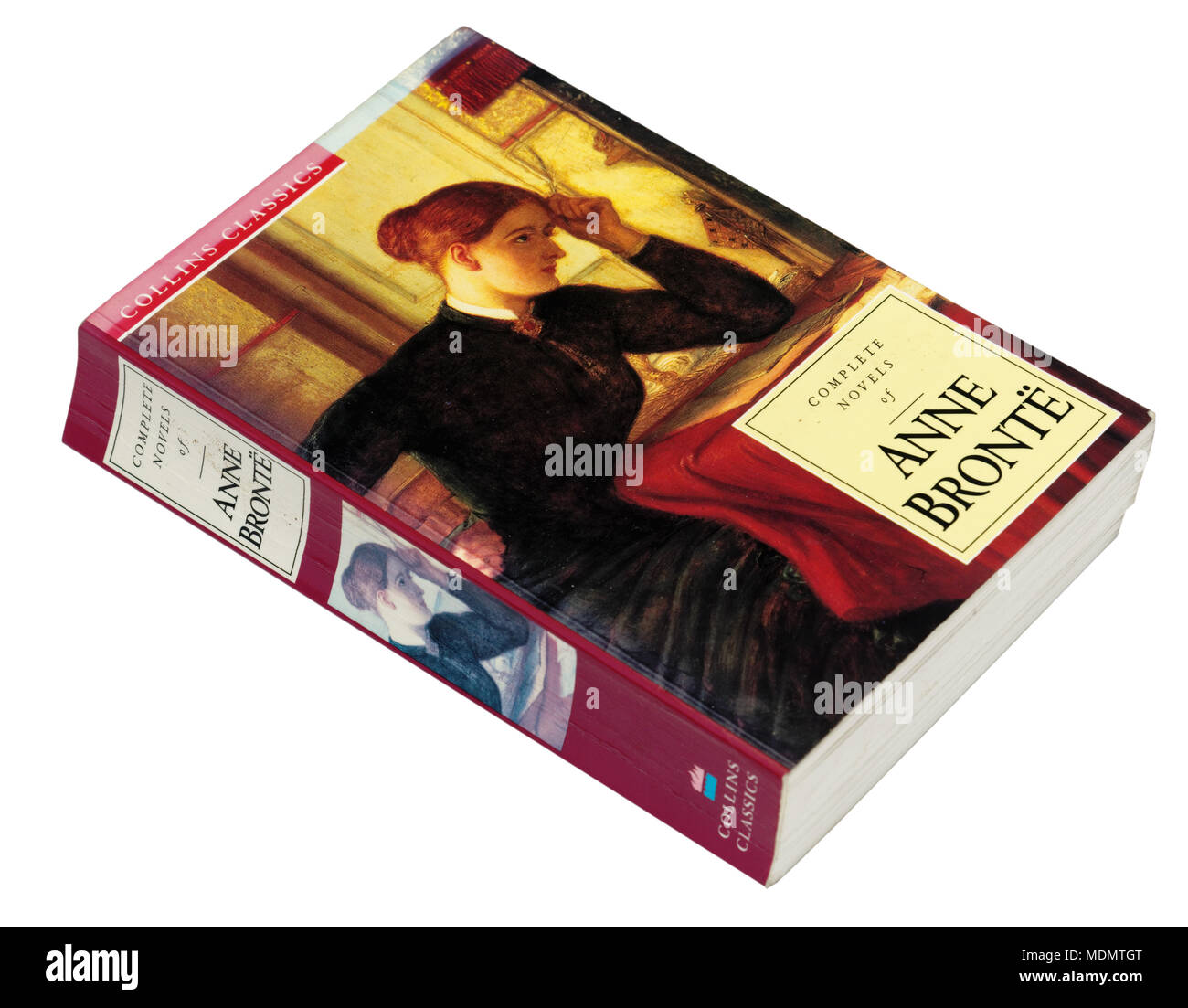 The Complete Novels of Anne Bronte - Stock Image