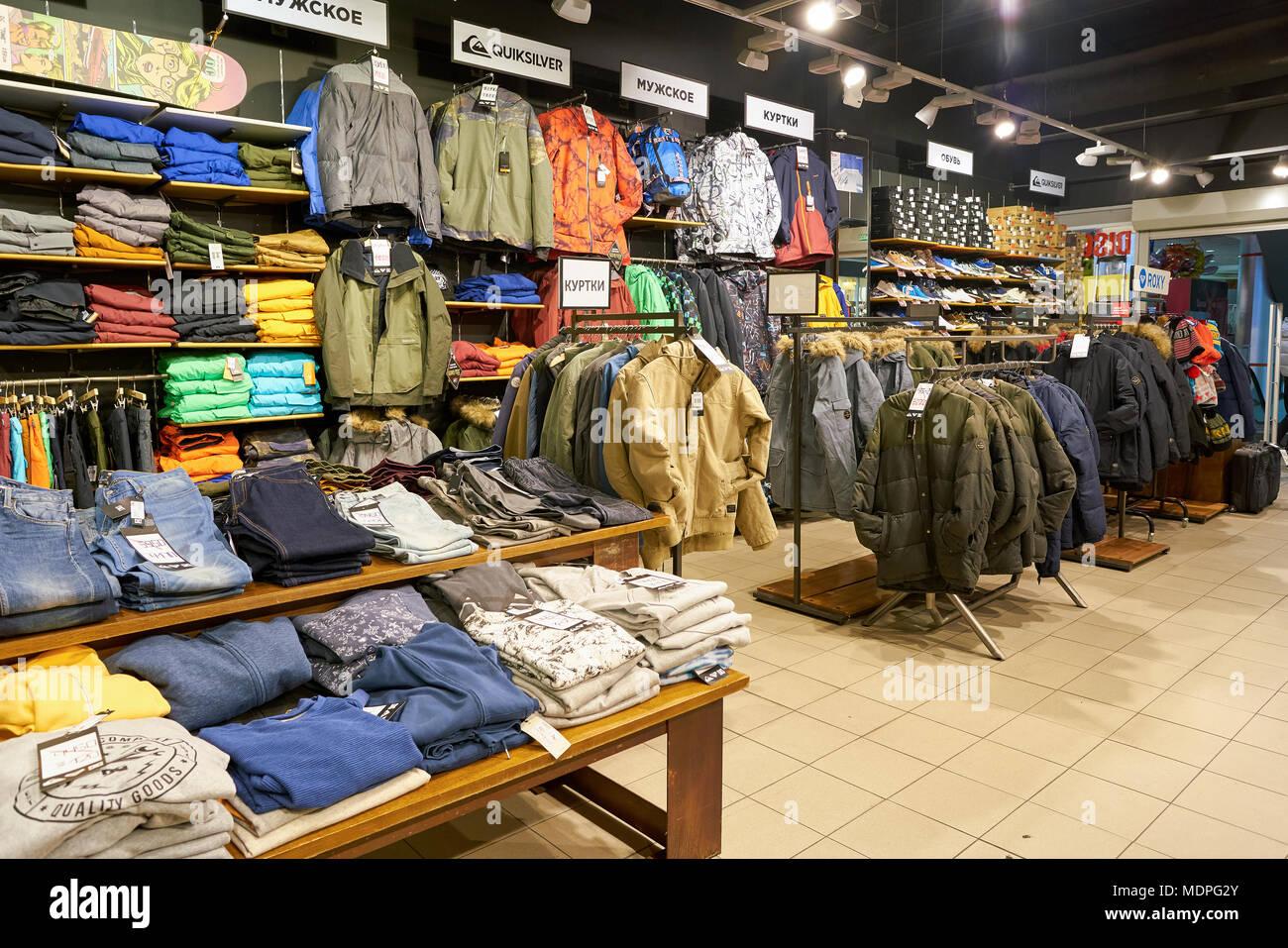 50% prijs waar te kopen uitverkoop SAINT PETERSBURG, RUSSIA - CIRCA OCTOBER, 2017: inside ...