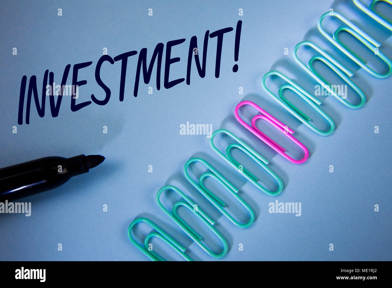 c4be05d214c8d Word writing text Investment Motivational Call. Business concept for ...