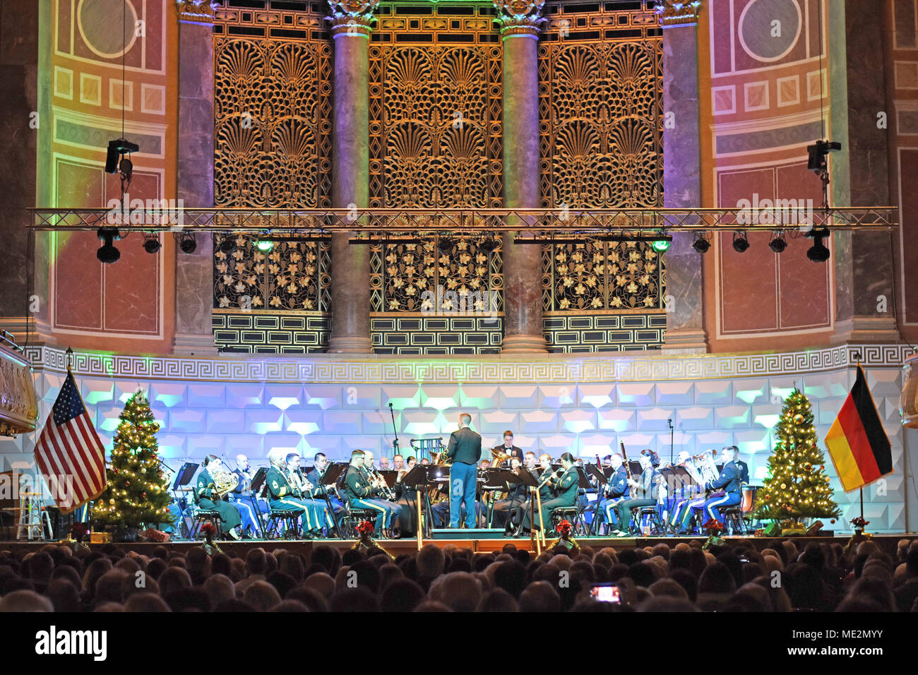 Christmas Concerts Near Me.The U S Army Europe Band And Chorus Presented Their Sounds