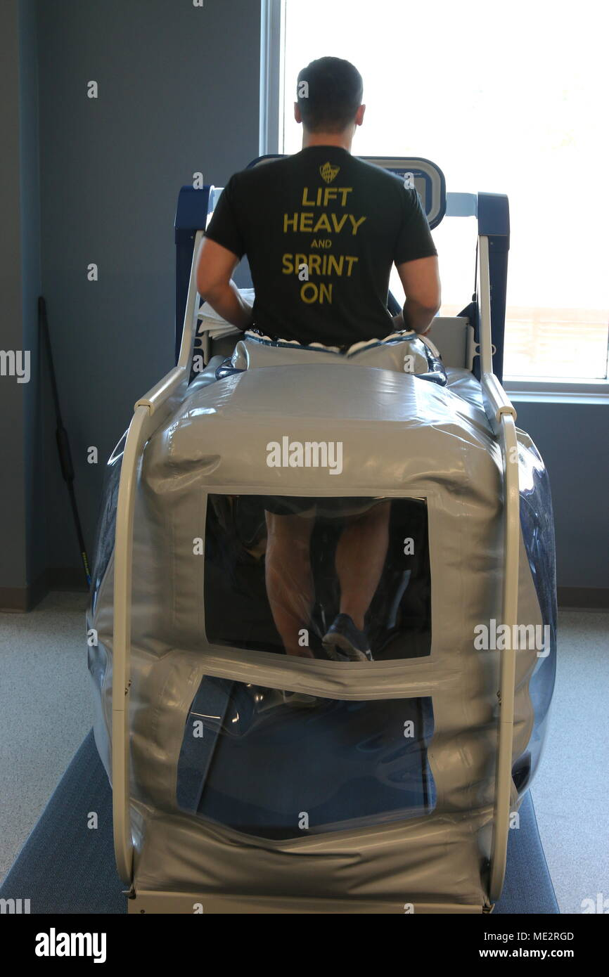 Alter Spint a patient at the intrepid spirit on fort bragg n c runs on the