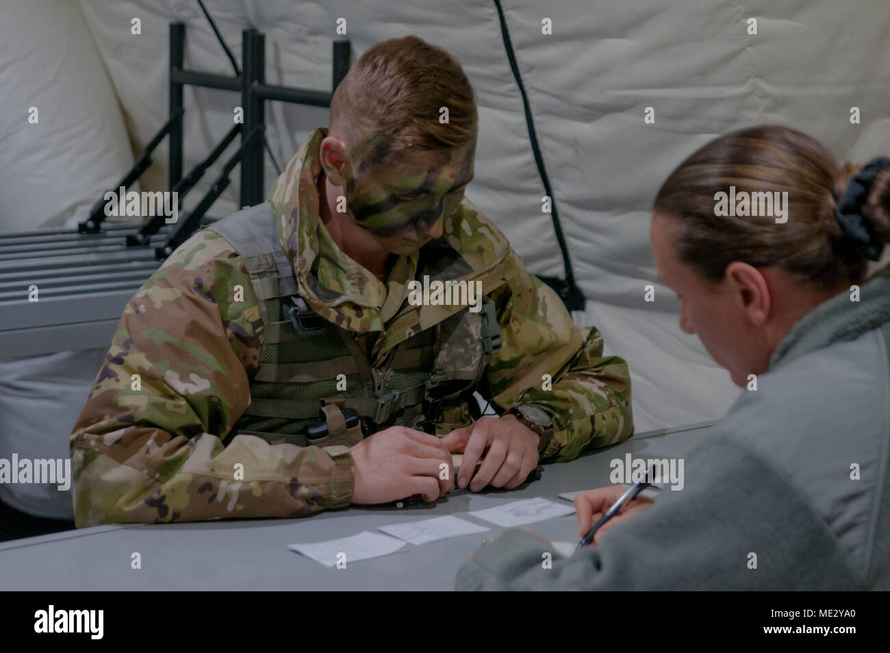 sergeant thomas crump of the 327th chemical company 76th operational response command identifies